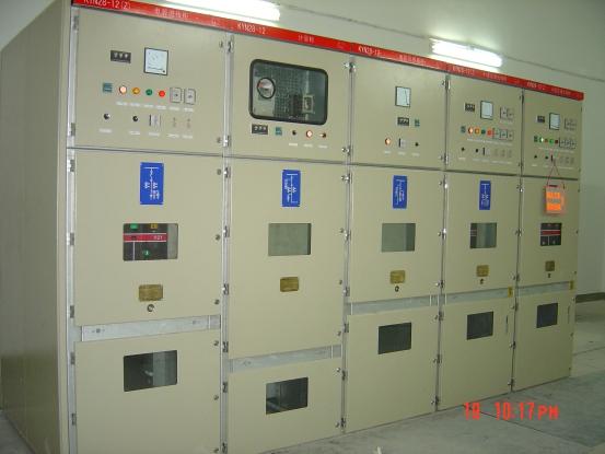 办公大楼配电工程