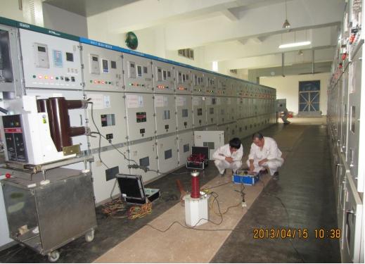电气预防性试验