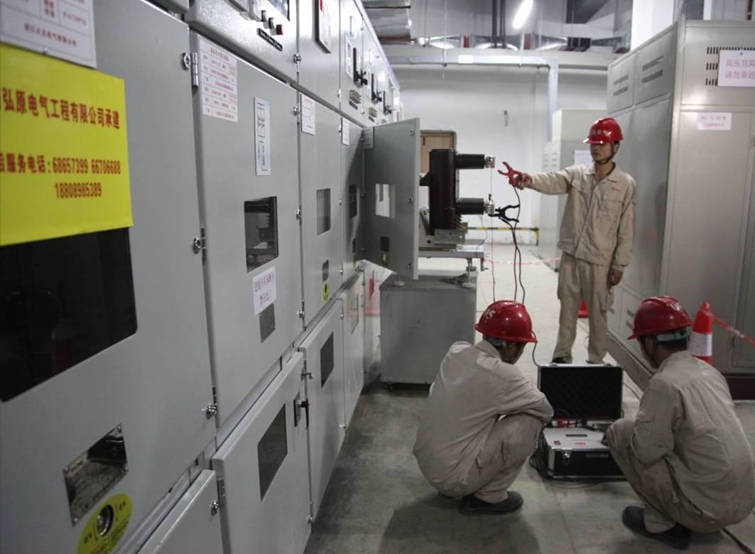 真空断路器回路电阻检测