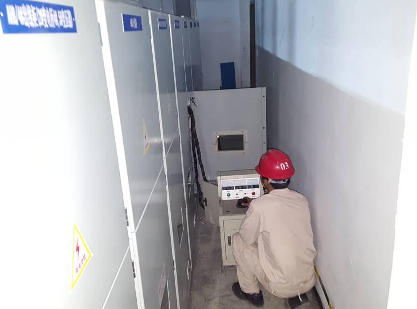 继电保护检测