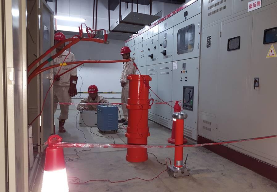 配电房预防性试验